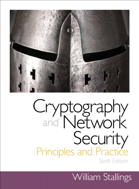9780133354690: cryptography and network security: principles and.