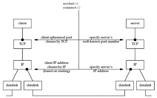Chapter 5 tcp clientserver example shichaos notes summary of tcp clientserver from clients perspective ccuart Image collections